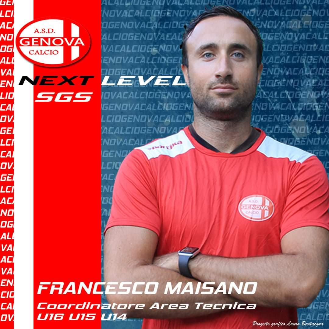 Francesco Maisano Confermato