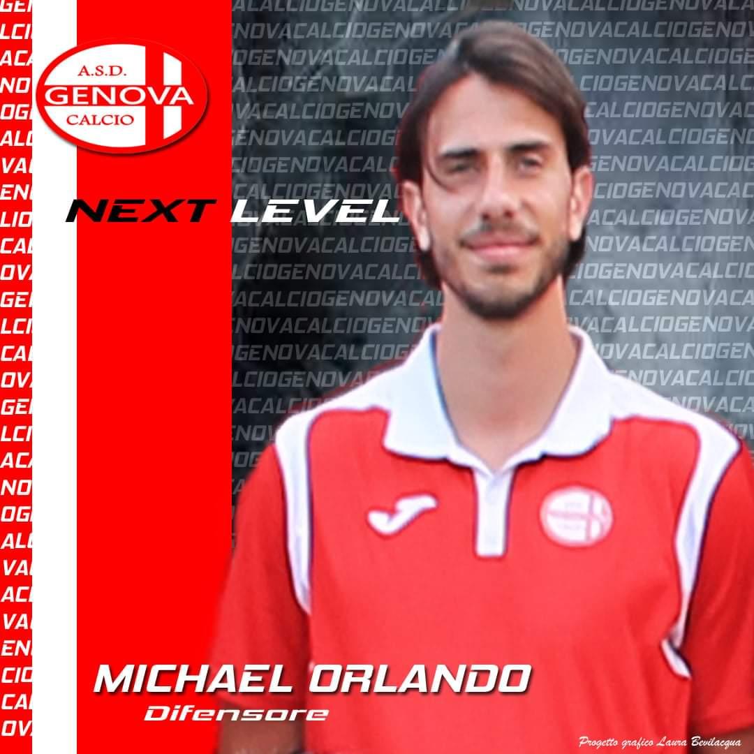 Michael Orlando Confermato