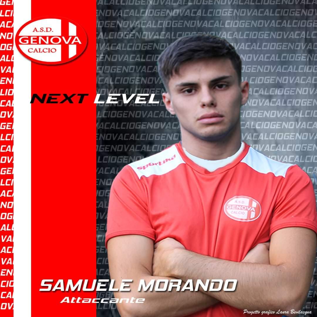 Samuele Morando
